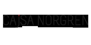 Cajsa Norgren Logotyp
